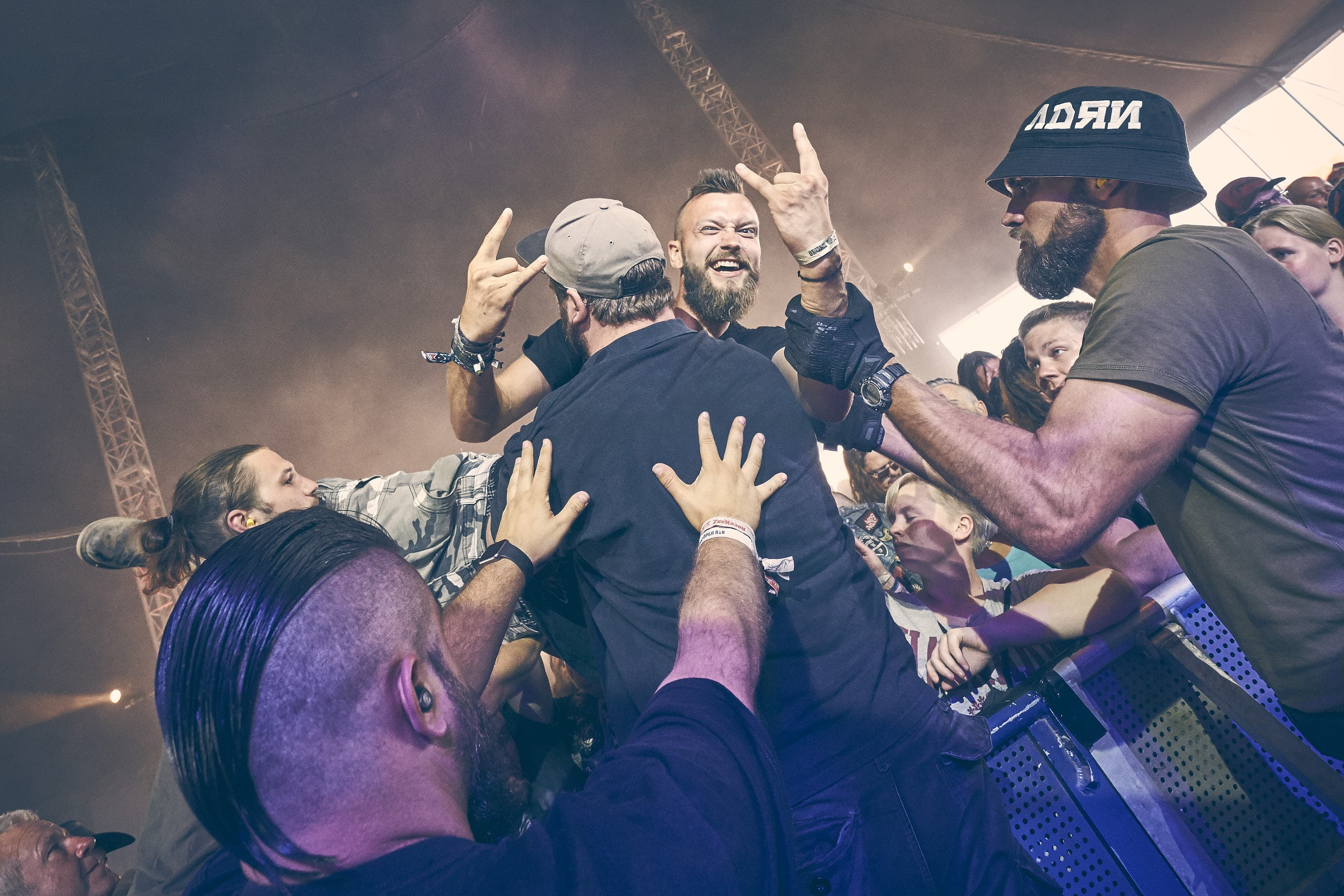 www.reneschiffer.de Dong Open Air 2018